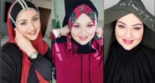 Top 5 Simple Turkish Hijab Tutorial styles 2020