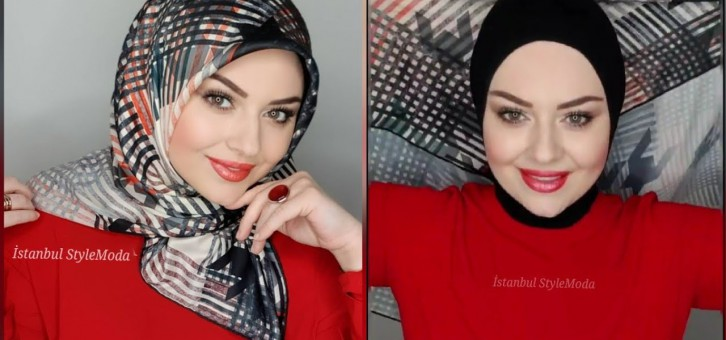 Turkish Hijab Tutorial 2020